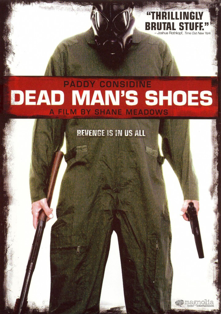 dead man´s shoes movie poster