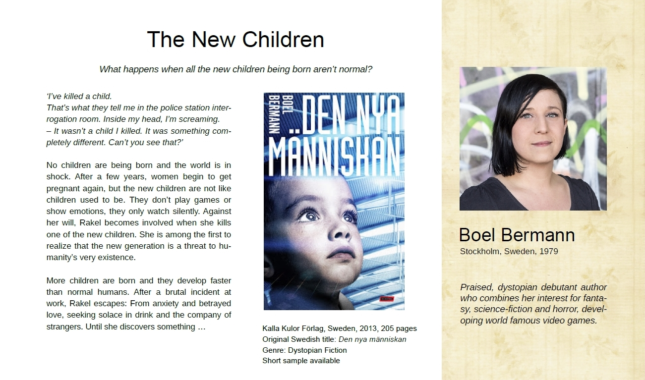 The New Children by Boel Bermann (Brandt New Agency) New new