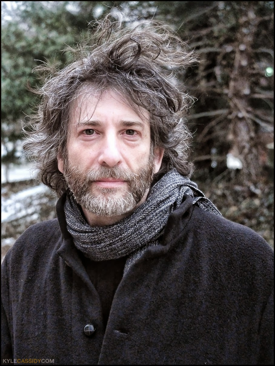 Neil Gaiman owns my soul. | Kards Unlimited
