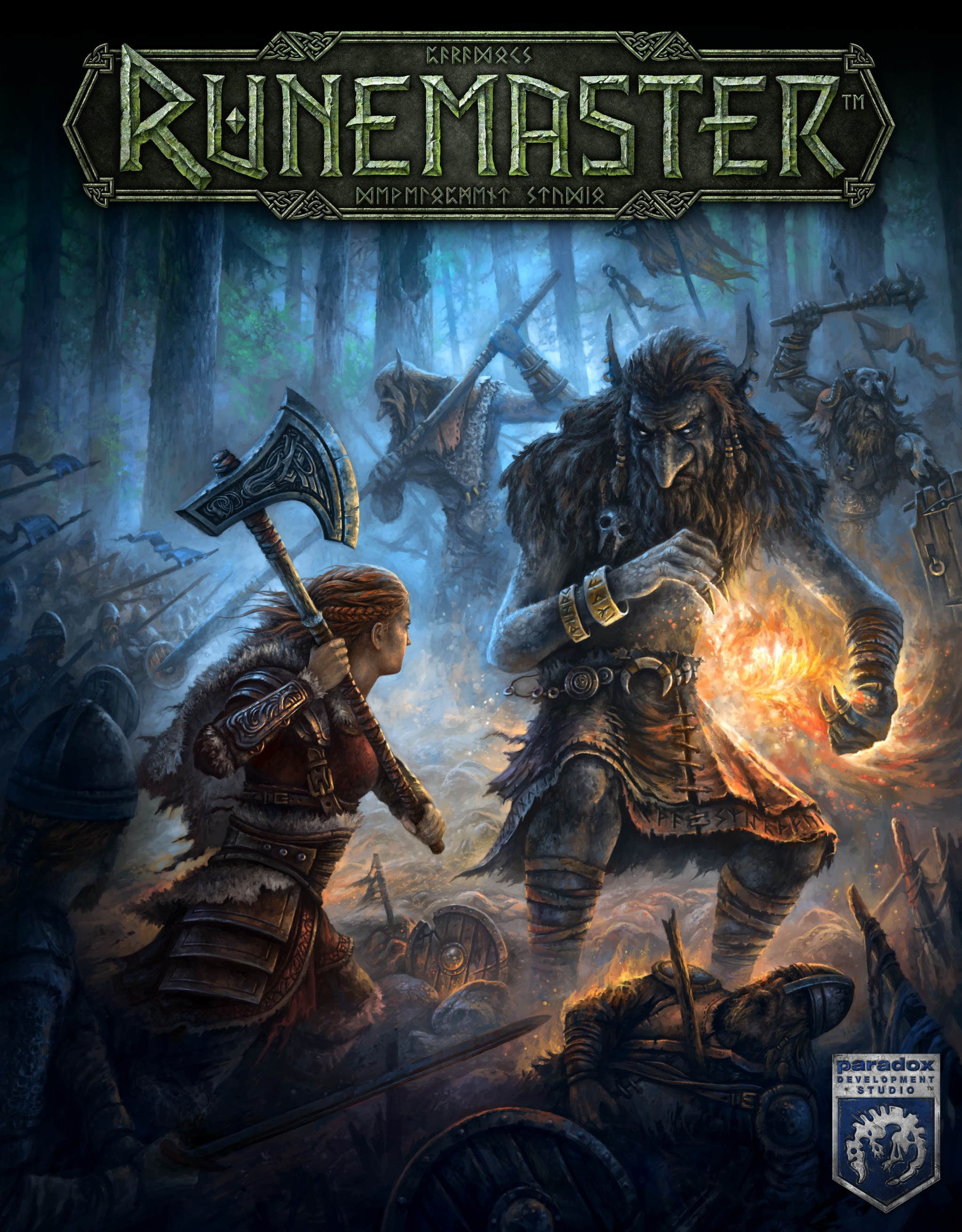 Runemaster packshot