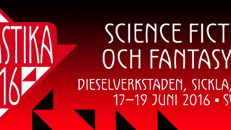 Fantastiska Fantastika  – science fiction- & fantasyhelg (17-19 juni)